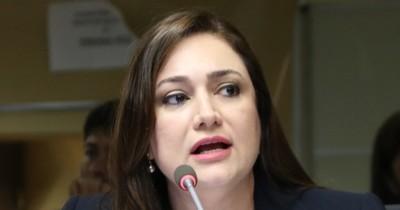 La Nación / Rocío Abed reemplazará al exdiputado Ramón Romero Roa