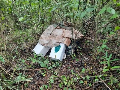 Recuperan equipos robados de una escuela de Minga Guazú