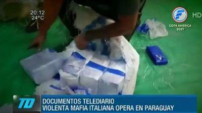 Autoridades en alerta ante presencia de la mafia italiana en Paraguay