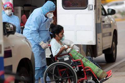 Con leve repunte de casos, Paraguay roza los 12.000 fallecidos