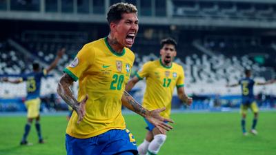 Brasil sella su clasificación con una heroica remontada