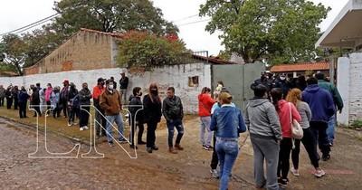 La Nación / TEP de la ANR proclama lista de los candidatos a concejales en capital