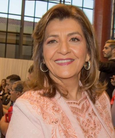 Senadora Blanca Ovelar: ¿Líder de qué es Luis Urbieta?