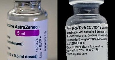 La Nación / AstraZeneca y Pfizer son eficaces contra variantes