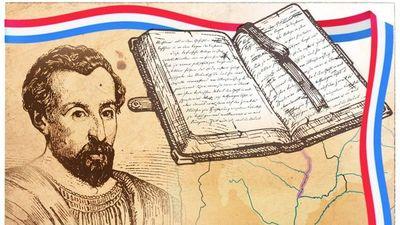 Obra de Ruy Díaz de Guzmán con ÚH por el Día del Libro Paraguayo