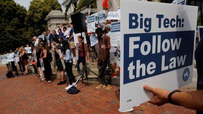 Congreso de EEUU debate ley que definirá  futuro de tecnológicas