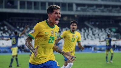 Brasil se impone con Pitana