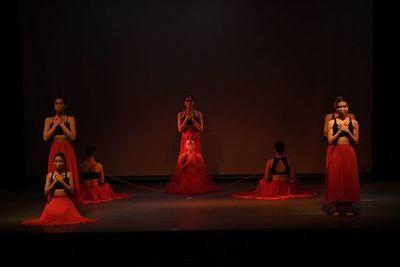 """""""Escenaria"""": nuevos talentos en un espectáculo de danza y audiovisual"""