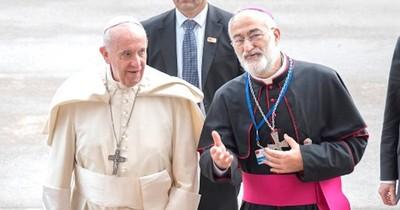 La Nación / El cardenal Cristóbal López nos visita en julio