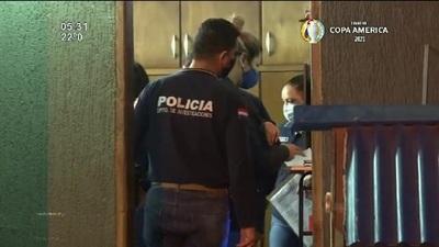 Caso asalto al Intendente: Allanamientos en simultaneo