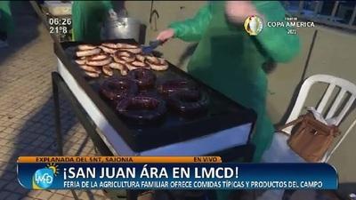 San Juan Ará en LMCD