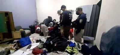 Asalto a intendente: detenidos tras allanamientos y un policía estaría implicado