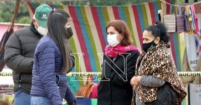 La Nación / Recomiendan extremar cuidados ante bajas temperaturas para evitar enfermedades respiratorias