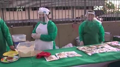 Feria de la Agricultura Familiar Edición San Juan en la explanada del SNT