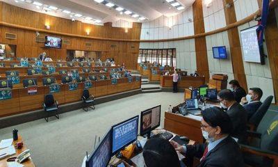 """Diputados dan """"visto bueno"""" a declaración de emergencia en ríos Paraguay, Paraná y Apa"""