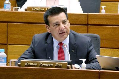 Fallece diputado Romero Roa tras complicaciones derivadas del covid