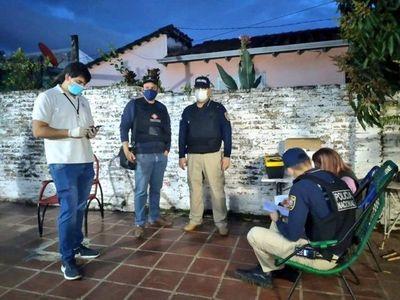 Varios detenidos tras allanamientos, entre ellos un policía por el asalto al intendente de San Antonio