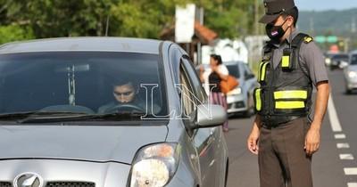 La Nación / Patrulla Caminera recuerda que a fin de mes vence habilitación vehicular