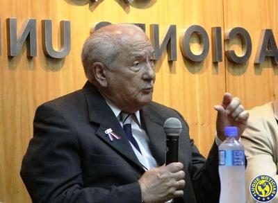La amistad está de luto por el fallecimiento del Dr. Artemio Bracho •