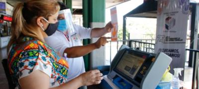 """Internas: Varias máquinas de votación """"se colgaron"""", pero fueron sustituidas"""