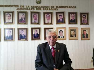 AMJP pide que se refuerce la seguridad de los magistrados