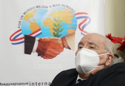Crónica / Falleció el Dr. Ramón Artemio Bracho, el creador del Día de la Amistad