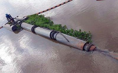 Nivel del río Paraguay podría bajar más que el año pasado, según titular de Essap
