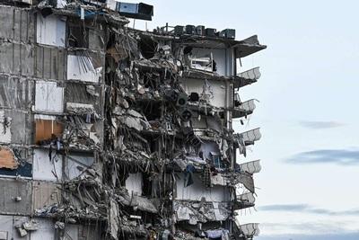 Hermana de Primera Dama está entre los seis paraguayos desaparecidos tras derrumbe de edificio en Miami