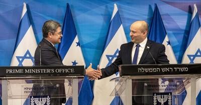 La Nación / Honduras traslada a Jerusalén su embajada en Israel