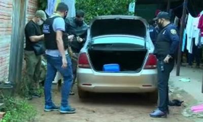 Allanamientos simultáneos en Ñemby en busca de asaltantes