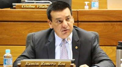 Declaran duelo de tres días en el Congreso a raíz del fallecimiento de Ramón Romero Roa
