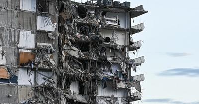 La Nación / Tragedia en Miami: ahora buscan posibles víctimas entre los escombros