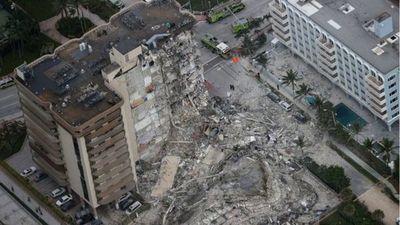 Seis paraguayos se encuentran desaparecidos en derrumbe de edificio en Miami