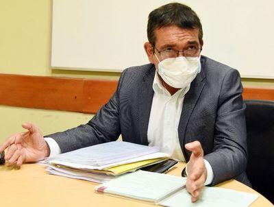 """Pedro Santacruz retiró proyecto de ley de legalización de invasiones y pidió a Fidel Zavala """"no incitar al odio"""""""