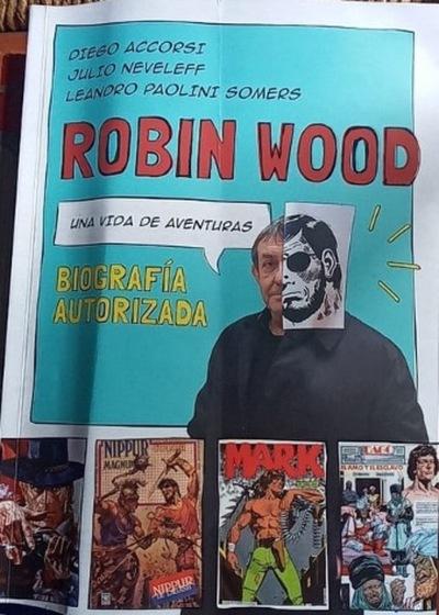 Robin Wood, nombre de poeta y pájaro