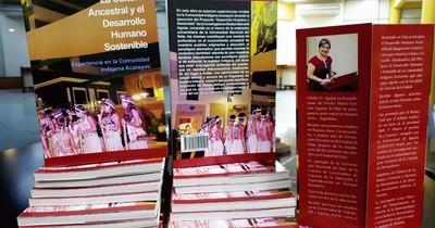 La Nación / Presentan libro sobre experiencia en la comunidad indígena Acaraymí