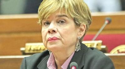 """Senadora desafía a Cartes tras """"rabioso"""" comunicado de Honor Colorado – Prensa 5"""