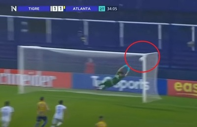 Gol de clase mundial en la Primera Nacional de Argentina