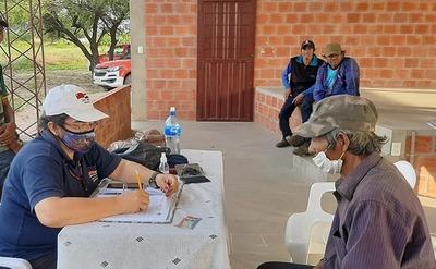 MUVH e INDI realizan relevamiento de datos en comunidades indígenas del Chaco