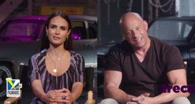 """""""Rápidos y Furiosos"""": ¡Mirá la entrevista exclusiva a los hermanos """"Toretto""""!"""