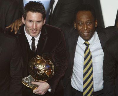 Felicitaciones de Pelé a Messi: «Continúe haciendo sonreír al mundo del fútbol»