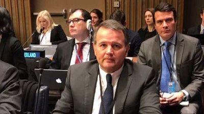 Otorgan acuerdo para embajador paraguayo ante EEUU