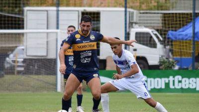 Independiente de Campo Grande salva un punto en el añadido