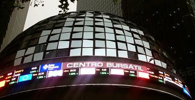 Bolsa de México gana un 0,77 % gracias a mayor apetito de riesgo de occidente