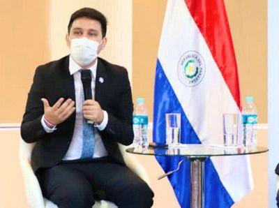 Nombran a Édgar Colmán al frente de Secretaría Nacional de la Juventud