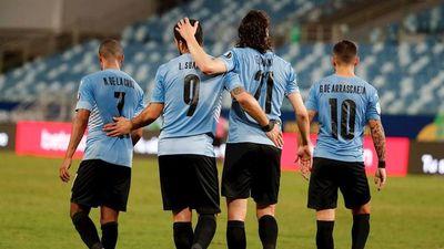 Uruguay sella su pase a cuartos con victoria ante Bolivia