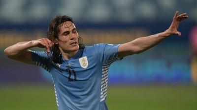 Uruguay avanza a cuartos con una sonrisa