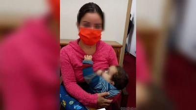 """Entrevista laboral con bebé en brazos: """"Muchos se burlan de las mamás"""""""