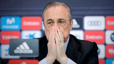 ¡Explotó Florentino! Así habló de Zidane, Ramos, Bernabéu, Mbappé y la UEFA
