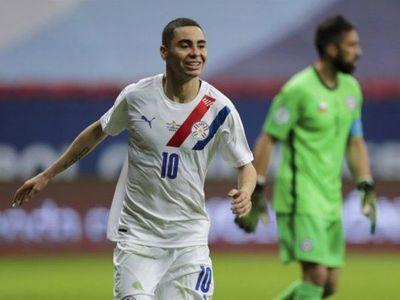 Copa América: Paraguay se impuso ante Chile por 2 a 0 y avanza a los cuartos de final